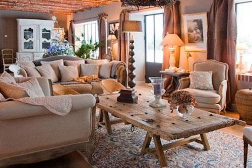 mesa-troncos-decoracion-rustico