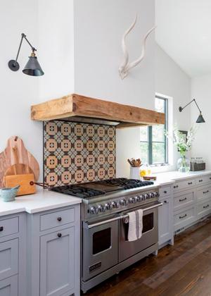 campana-cocina-rustica-madera